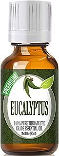 Eucalyptus Essential Oil - 100% Pure Therapeutic Grade Eucalyptus Oil - 30ml