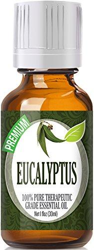 Eucalyptus Essential Oil - 100% Pure Therapeutic Grade Eucalyptus Oil - 10ml