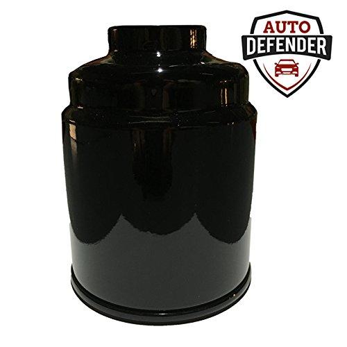 Auto Defender 6.7L Cummins Rear Fuel Filter Water Separator for 2013-2018 Dodge Ram 2500 3500 4500 5500 Turbo Engines