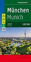 Munich Map 1:22 500
