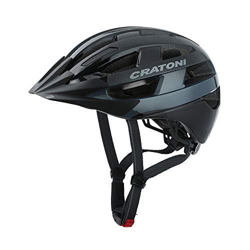707872VAR - Casco bicicleta ciclismo VELO-X URBAN COLOR NEGRO TALLA 56-60