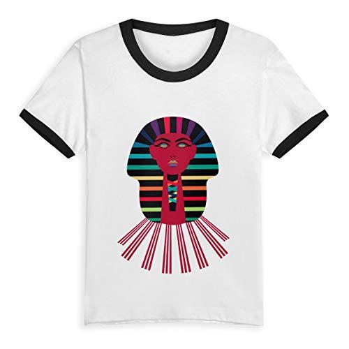 Offiziell Damen Ghost Busters Afraid Of No Logo T-Shirt Schwarz