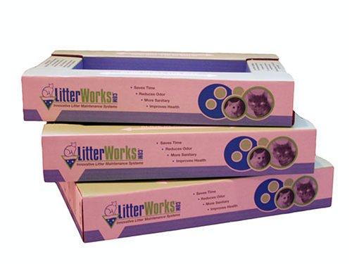 Litterworks Liner Refills 3-Pack
