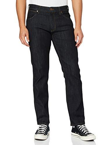 Wrangler Herren Greensboro Regular Jeans, Blau (Dark Rinse 90a), W40/L34