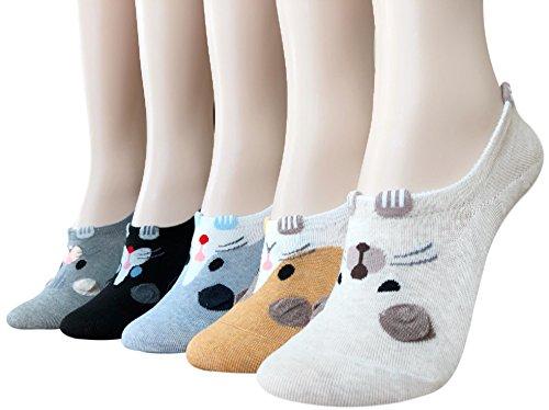 GotYourToes No Show Socks