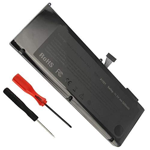 """Batterie ASUNCELL A1286 A1321 pour Ordinateur Portable Apple MacBook Pro 15""""MB985 * / A MB985LL / A MB985TA / A MB985X / A MB985CH / A MB985J / A MB985ZP / A MB986 * / A MB986ZP / A MC118 * / A"""