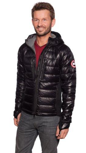 Canada Goose Hybridge Lite Hoody - Men's Black XL