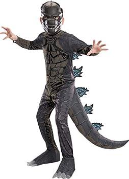 Rubie s Godzilla King of The Monsters Child Costume X-Small Model B07PSSLPT5