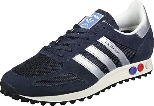 adidas Uomo La Trainer Og Scarpe Sportive Blu Size: 36.5