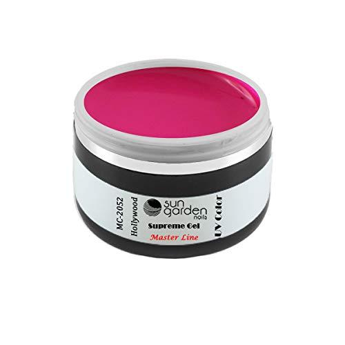 Master Color - Supreme Line 5ml - UV Color Gel - Gel de couleur UV (2052 Hollywood)