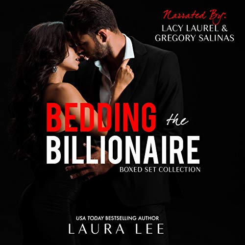 Bedding the Billionaire Series cover art