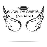 Ángel De Cristal (Eres Tú)