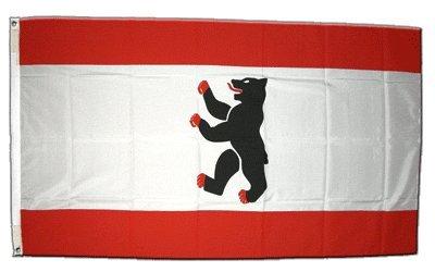 Flagge Deutschland Berlin - 60 x 90 cm