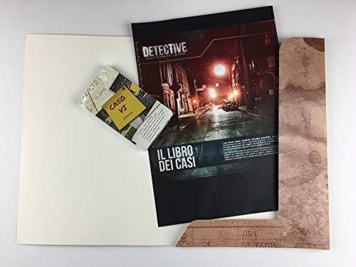 Asmodee - Detective Suburbia Brettspiel Pendragon Game Studio, Farbe, PG045
