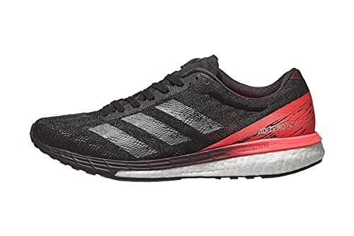 Adidas Women's Sneaker, CBLACK/CBLACK/SIGPNK, Numeric_7_Point_5