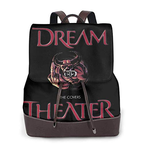 Yuanmeiju Dream Theater 2 Womens Leather Multifunction Backpack