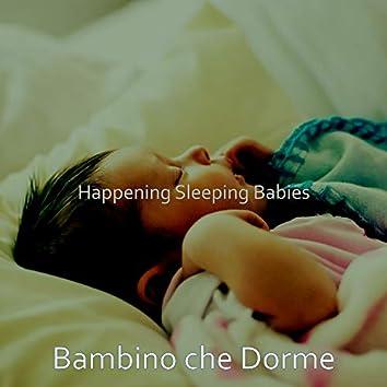 Happening Sleeping Babies