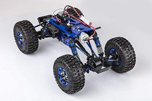 RC Crawler kaufen Crawler Bild 1: Carson 500404169 500404169-1:10 X-Crawlee XL Beetle 2.4G 100% RTR, Ferngesteuertes Auto, RC, inkl. Batterien und Fernsteuerung, Crawler, Offroad, Robustes Fahrzeug, schwarz*