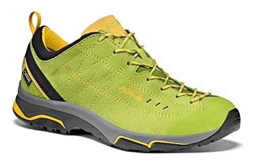 Asolo Nucleon Gv Ml Zapato Mujer, Verde (Lime Green / Yellow), 38...