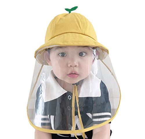 Face Shield Cotton Packable Sun Hats Dust Proof Packable Sun Hats Shield for Dust, Outdoors, Sports,...