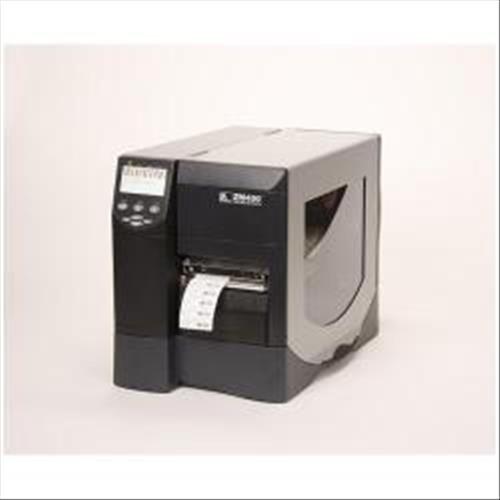 Zebra ZM400DT + TT Printer 8d