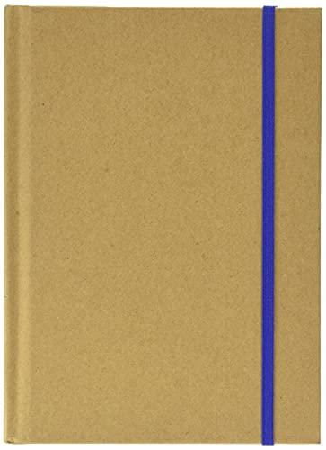 Draeger by Toga - Cahier Bullet Journal - Agenda 100% DIY - Cahier 192 Pages à Petits Pois - Couverture à Personnaliser - Fermeture à Élastique - Grammage 100g/m² - Format A5 15x21cm