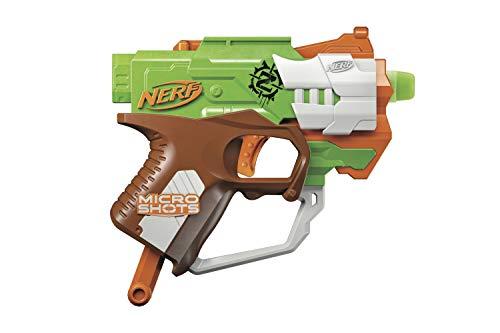 Nerf - Microshots Crossfire Bow (Hasbro E1625ES0)