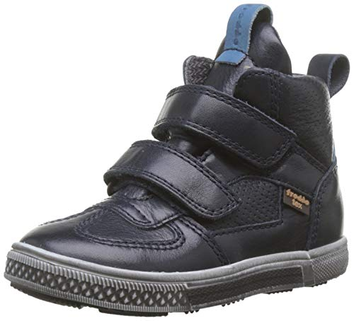 Froddo Jungen G3110129 Hohe Sneaker, Blau (Dark Blue I17), 31 EU