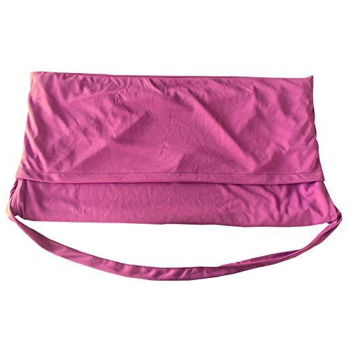 Microfiber Magic Ice Towel Zonnebad Zomer Lounger Cool Bed Mate Draagbare Tuinstoel Cover Handdoek Strandhanddoek met Pocket Toalla