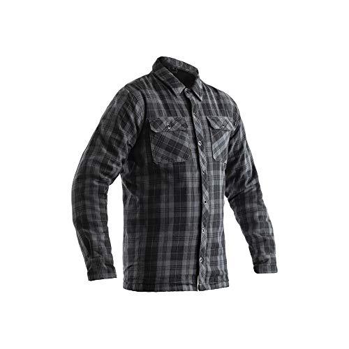 RST 2115 Lumberjack Aramid Ce Hemd in Textil Gefüttert für Herren Grau - 50