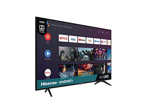 Hisense 4K Ultra HD Android Smart TV LED 50 Inch 50H6590F