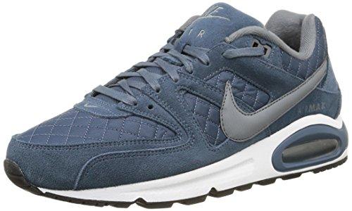 Nike Air Max Command Prm, Scarpe Sportive, Uomo, Blu (Squadron Blue/Cool Grey-White), 40