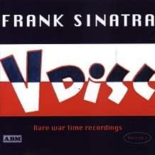 VDisc Volume 1 - Rare War Time Recordings by Frank Sinatra (2000-01-01)