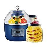 JYDQM Casa Multifuncional 20W enzima/Yogur/Vino de arroz/Vino Tinto máquina de fabricación de Dos revestimientos Totalmente automáticos Fabricante de fermento