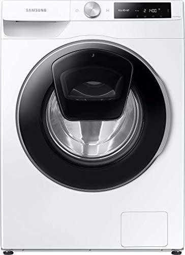 Samsung WW10T654ALE/S2 - Lavatrice, 10 kg, 1400 giri/min, A+++ bianco, schiuma attiva, AddWash, Wi-Fi Smart Control