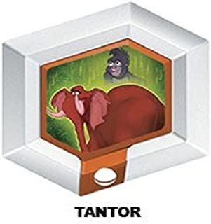 Disney Infinity Series 3 Power Disc Tantor (elephant from Tarzan)