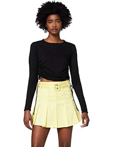 Pepe Jeans Heidy Camiseta, Negro (Black 999), X-Small para Mujer