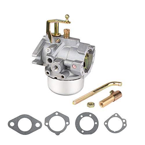 Wilk Carburetor for Kohler K321 K341 Cast Iron 14hp 16hp Tractor Engine Carb with k341 Gasket
