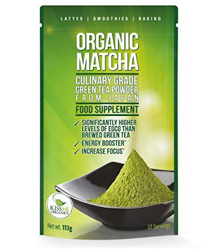 Polvere di tè verde Matcha - Matcha giapponese per uso...
