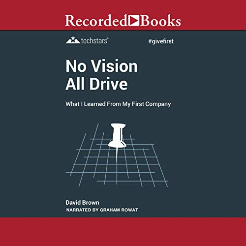 No Vision All Drive cover art