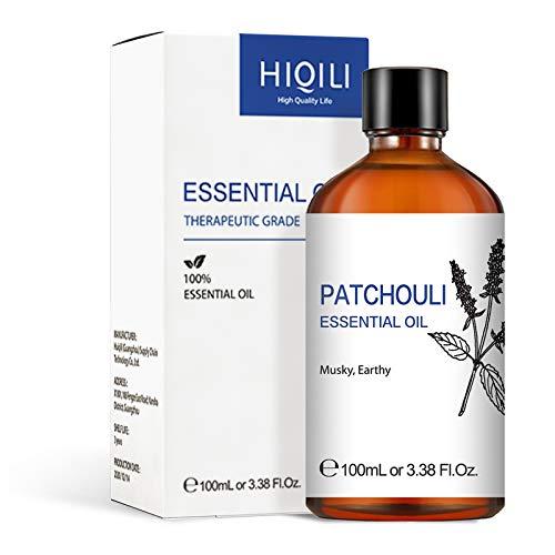 Patchouli Essential Oil by HIQILI, Natural Pure Patchouli...