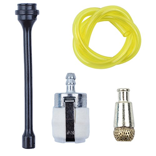Haishine Oil Fuel Filter w/Line Hose Kit para Husqvarna 61 266 268 272 272XP 272 XP Repuestos para Motosierra Nuevo