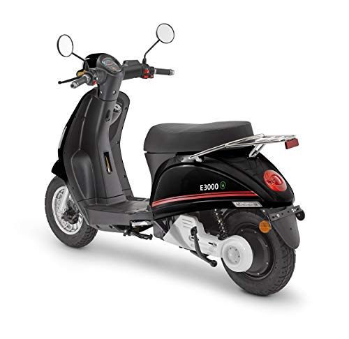 Elektroroller LuXXon E3000 – Retro Motorroller kaufen  Bild 1*