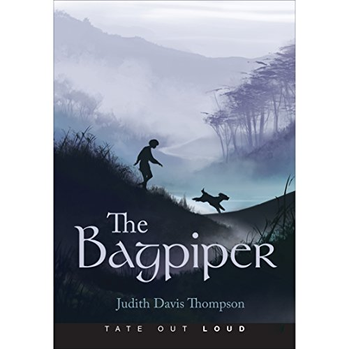 The Bagpiper audiobook cover art