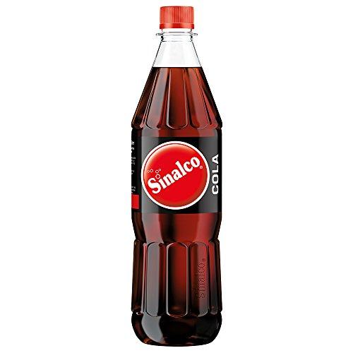 Sinalco Cola Limonade - 12 x 1 Liter inkl. MEHRWEG Pfand - ohne Kiste