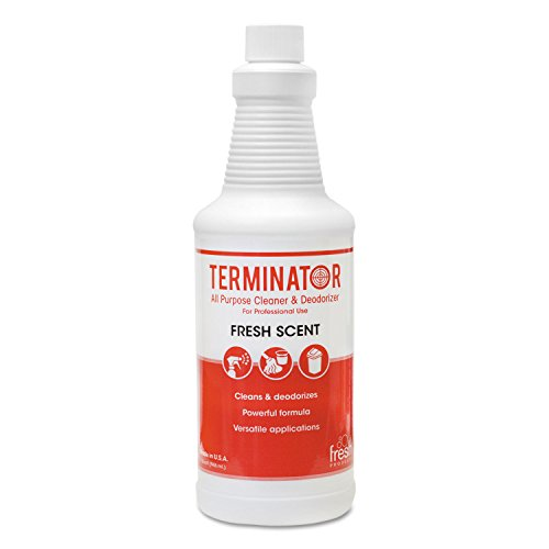 FPI1232TNCT - Fresh Products Terminator Deodorizer All-Purpose Cleaner