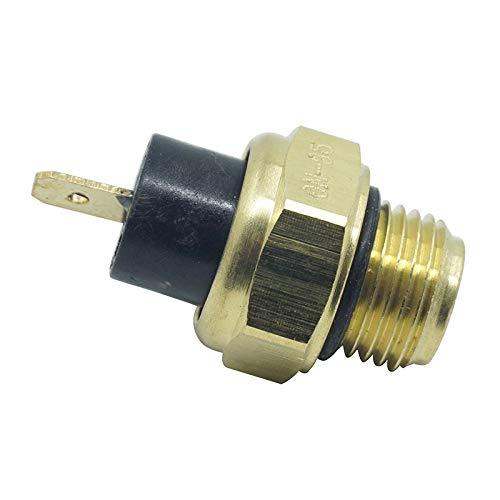 Lyjun Sensor de Temperatura del Agua del Interruptor del Ventilador del radiador del radiador de la Motocicleta para HON/DA VT750 VT1100 Ajuste para la Sombra VF750 Ajuste para Magna VTR1000 FIT FO
