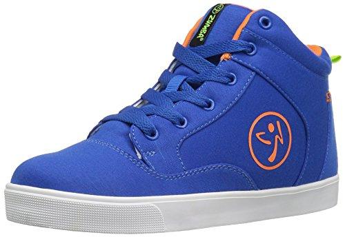 Zumba Footwear Mädchen Zumba Street Fresh Hallenschuhe, Blau (Blue), 37 EU