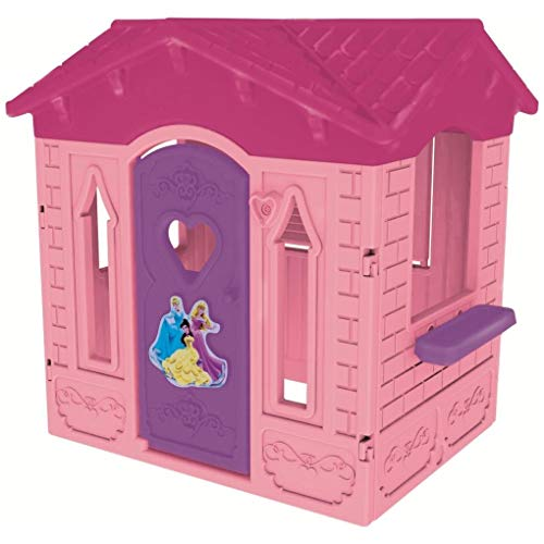 Casinha De Boneca Infantil Princesa Disney Brinquedo Xalingo