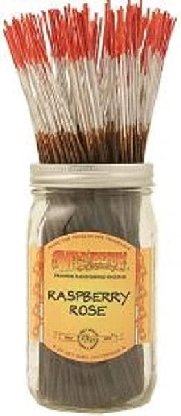 50 Wildberry Incense 11 Sticks Raspberry Rose